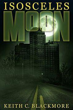 """""""Isosceles Moon""""  ***  Keith C. Blackmore  (2016)"""