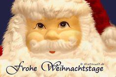 Email-Postkarte für Weihnachten - Echt süß!
