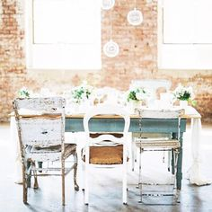 """Maria Danielle. on Instagram: """"we will be sitting as husband + wife at this dreamy farm table in just 32 days! we seriously cannot wait. huge thanks to the awesome peeps over at @rentpatina! #vsco #vscocam #pictapgo_app #thatsdarling #wedding #rentpatina #becomingthedokas #liveauthentic #soloverly"""""""