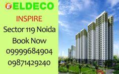 Eldeco Inspire by Pankaj Bajaj is a great residential project in the heart of Noida sector 119. More News -  eldecopankajbajaj.com