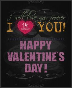 Wallpapers & Cards. Happy Valentine's Day, Sayings [30 Pics + 14 Quotes]