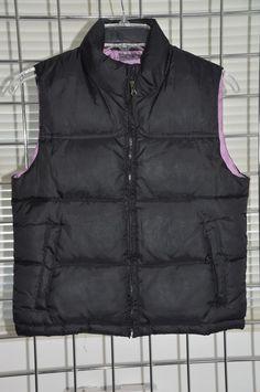 Double Down Kids Black Vest Size XLarge 12/14 On Sale #DoubleDown #Vest