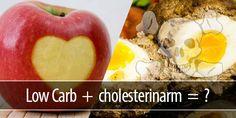 Wie Du eine cholesterinarme Ernährung in deinen Low Carb Lifestyle einbaust (Und warum Du dabei nicht auf Fleisch oder Eier verzichten musst!)