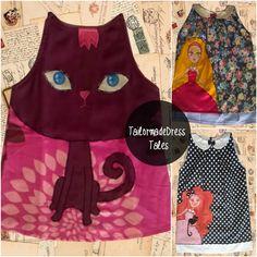 Φορέματα ένα προς ένα μοναδικά, για μοναδικά κορίτσια! Φτιαγμένα με πολύ αγάπη και προσοχή στα υλικά και το στυλ τους.