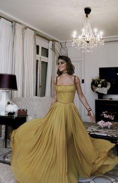 Look- Masque Ball Dior camila coelho blog