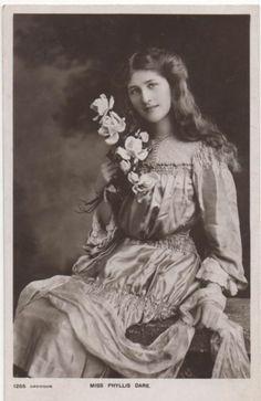Phyllis Dare | Postcard Actresses Phyllis Dare | eBay