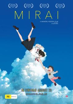 Mirai no Mirai poster, t-shirt, mouse pad Mamoru Hosoda, Anime Reccomendations, Anime Suggestions, Japanese Animated Movies, Night Film, Anime Watch, Films Cinema, Studio Ghibli Movies, Card Captor