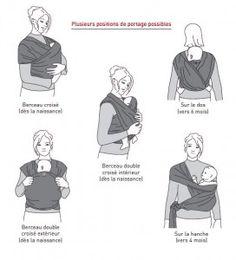 24ade5d679ec L écharpe de portage à nouer Babymoov ou comment apaiser bébé ... -  MyLittleBird Le Blog
