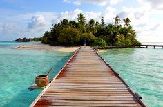 Tropical Paradise: Maldives Resort