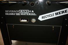 #Warsteiner #cankicker #Recycling