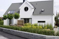 lång mur trädgård rabatt - Sök på Google
