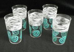 Federal Glass Tumblers