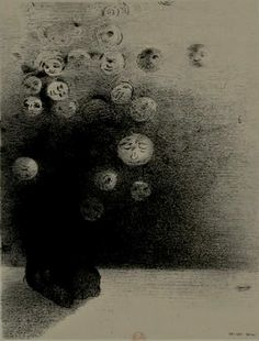 odilon redon les estampes the graphic work