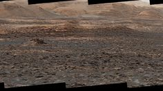 Curiosity Rover Spies Sand Dunes on Mars & Ancient Freshwater Deposits (Photos)