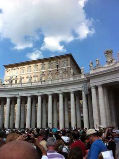 Angelus no Vaticano