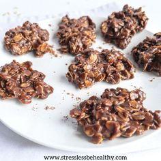Vegan No-Bake Chocolate Oatmeal Cookies Healthy Kids Snacks For School, Kid Snacks, Chocolate Oatmeal Cookies, Vegan Chocolate, Picky Eaters, Vegan Vegetarian, Plant Based, Clean Eating, Baking