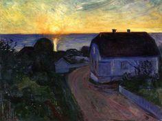 Edvard Munch, 1894.