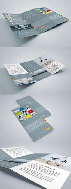 Strategic Flyer Bundle by Mikinger (via Creattica)