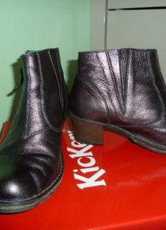 À vendre sur #vintedfrance ! http://www.vinted.fr/chaussures-femmes/bottes-and-bottines/28570539-boots-kickers-modele-nantucket