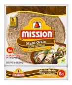Multi-Grain Soft Taco Tortillas