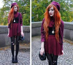 Turning (by Cosette Munch) http://lookbook.nu/look/2671533-Turning
