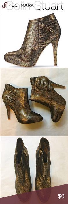 ▪️NWOT Victoria's secret COLIN STUART ANKLE BOOTS ✨NWOT Victoria's secret COLIN STUART ANKLE BOOTS Colin Stuart Shoes Ankle Boots & Booties