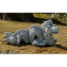 Dragon Statue | Wayfair