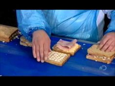 How Its Made - Pre-Packaged Sandwiches