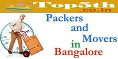Packers and Movers in #Bangalore – What Sort of Business Can Help Worker throughout Move #Top5th
