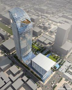 Vattanac Capital - The Skyscraper Center