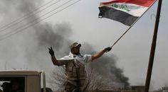 Las fuerzas iraquíes rodean Tikrit en su intento de arrebatársela a EI