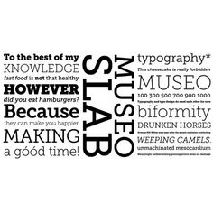 100 Greatest Free Fonts Collection for 2012 | Awwwards