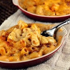 The most addicting and satisfying mac and cheese recipe.