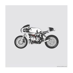 BMW Cafe Racer Bike – REMOVE BEFORE . . .