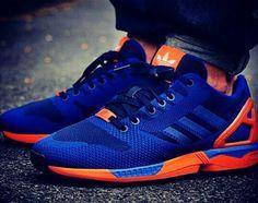 Adidas Flux Knicks/Mets colorway