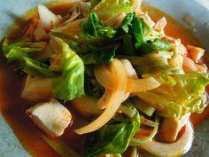 和えパクチー麺