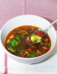 Cranberry Bean Soup
