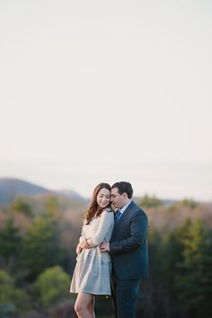 Fall Engagement Session {Courtney And Rodrigo} by Greg Lewis Photography at a private residence Brewster NY.