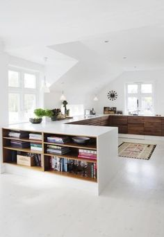 stunning attic workspace with direct rooftop access   my ideal home...   Bloglovin'