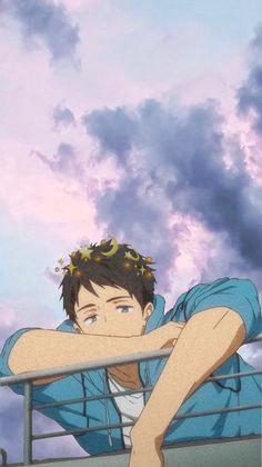 Free! Iwatobi Swim Club Free Eternal Summer, Makoharu, Free Iwatobi Swim Club, Anime Japan, Cute Anime Wallpaper, Free Anime, Guys And Girls, Aesthetic Anime, Aesthetic Wallpapers