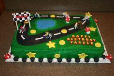 tortas de mario kart - Buscar con Google