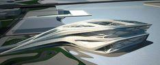 Abu Dhabi Performing Arts Centre - Architecture - Zaha Hadid Architects