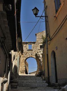 Bagnoli Del Trigno Is Tower Pearls
