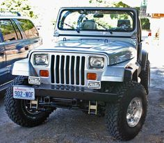 1000+ images about Jeep Wrangler YJ 1987-1995 on Pinterest | Jeep wrangler yj, Jeeps and Jeep wranglers