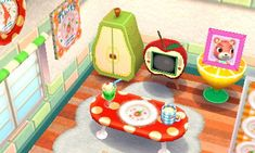 ☆ bright step, towel display, fruit dish ☆ FRUIT Plate >REF PIC #2<--