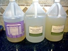 Lavender Sprigs and Buckwheat Honey: Homemade Natural Baby Wipes