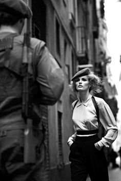 100 Marvelous Military Looks - From Seaside Military Fashions to Futuristic Army Apparel