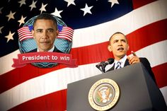Barack Obama:The superhero | Obama for Americans