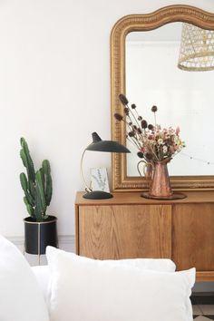Interior Lighting, Decor Interior Design, Interior Decorating, Deco Buffet, Deco Retro, Decoration Inspiration, Decor Ideas, Dried Flowers, Sweet Home