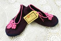 Slippers with sole by Amber Aamir ♡